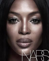 Naomi Campbell emerges as the New Face of Nars