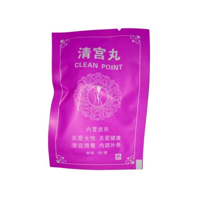 Clean Point Yoni Pearl For Infection And Fibroid