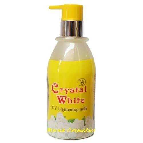 Crystal White Uv Carrot Lightening Lotion