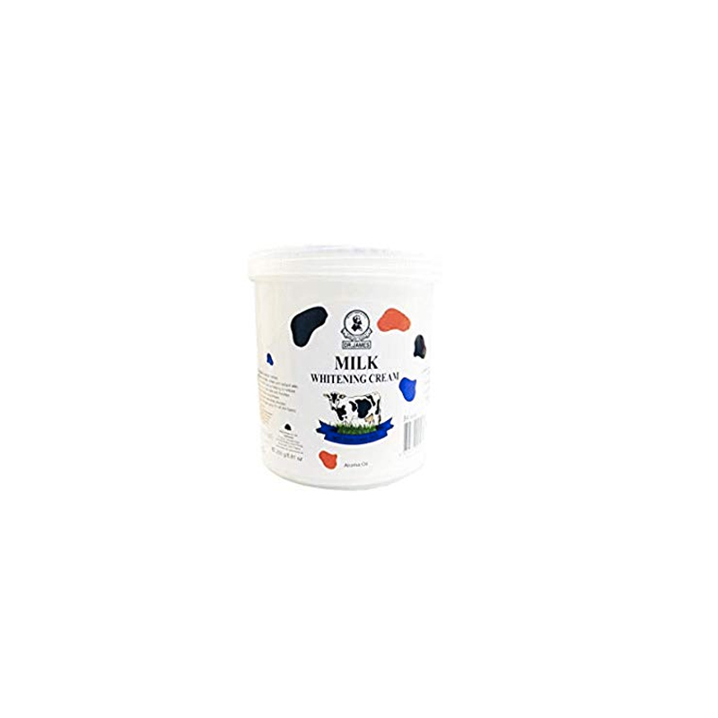 Dr. James Milk Whitening Cream