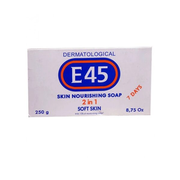 E45 Skin-nourishing-soap