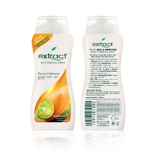 Extract Papaya Calamansi Lotion