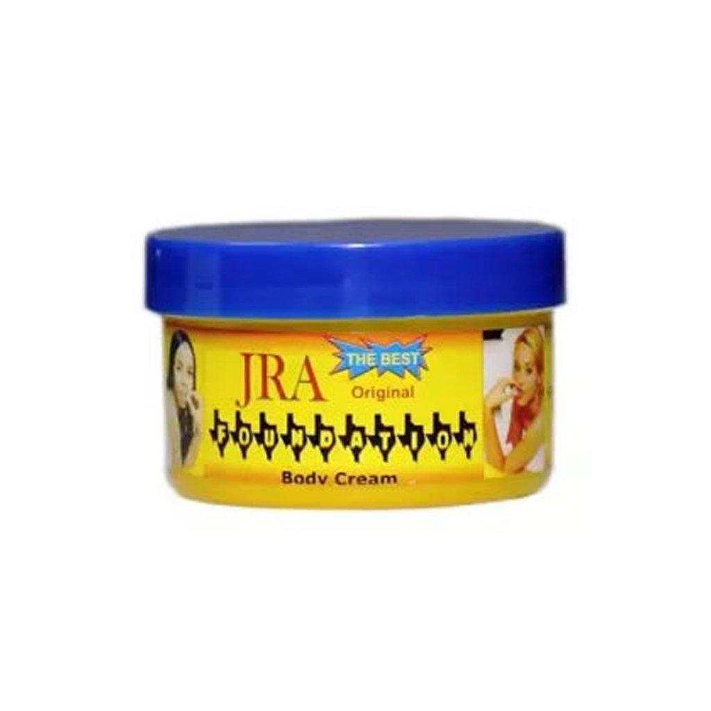 JRA Foundation Body Cream