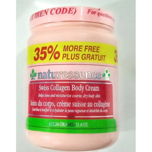 Nature Essence Swiss Collagen Body Cream