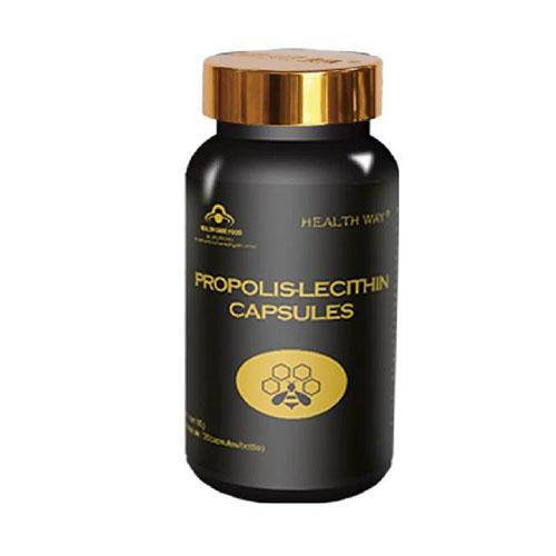Norland Propolis-Lecithin Capsules - Suppresses Tumor
