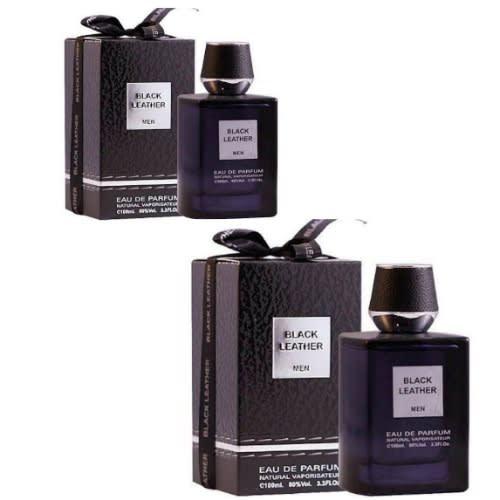 Black Leather EDP 100ml Perfume For Men