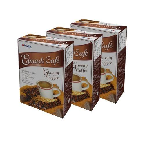 EDMARK GINSENG COFFEE - Rejuvenate your Body