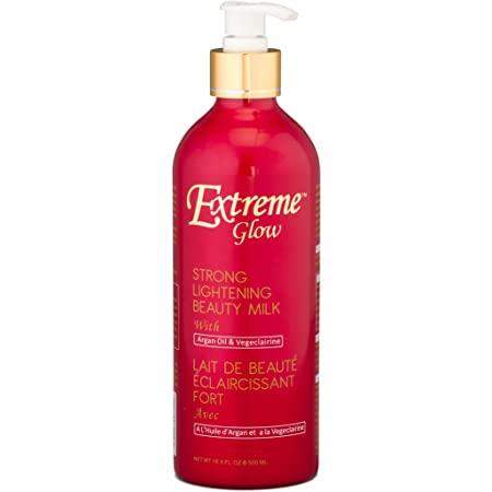 Extreme Glow Body Shower Cream With Argan Oil and Vegeclairine