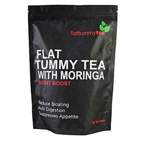 Flat Tummy Tea with Moringa