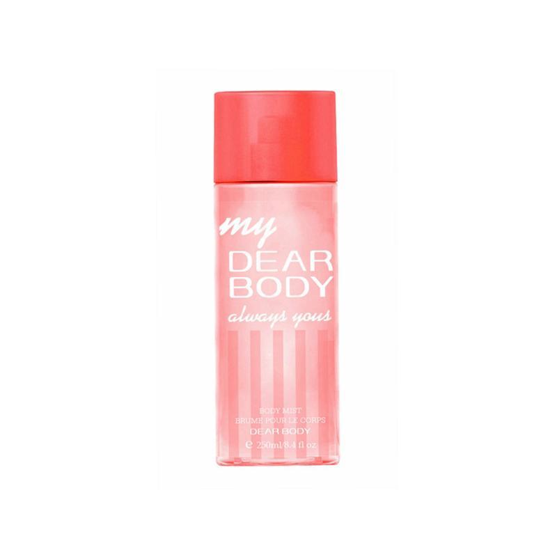 My Dear Body Deodorant fragrance mist spray